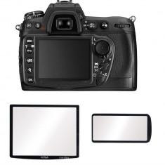 Accesoriu Protectie Foto - Ecran de protectie pentru LCD Nikon D300 D300s, sticla optica Fotga