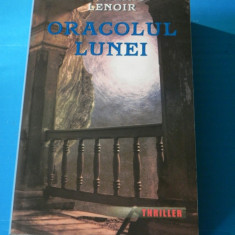 ORACOLUL LUNEI - FREDERIC LENOIR (06041 - Carte politiste