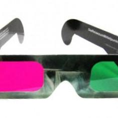 Ochelari 3D Green-Magenta