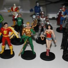 Colectie Figurine Plumb Justice League Pictate Manual Altele, peste 14 ani, Baiat