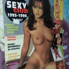 Reviste XXX - REVISTA ALMANAH SEXY CLUB 1995-1996