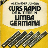 Alexander Junger - Curs rapid de initiere in limba germana - 455781