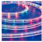 Instalatie electrica Craciun - Tub luminos color 13 m