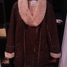 Palton dama - Haina tip cojocel xl noua