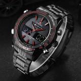 Ceas Militar NaviForce , Military Watch,  Dual Display