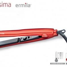 Placa de Indreptat Parul - Placa de intins parul Ermila Stylissima din ceramica (150-230 grade C)
