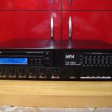 Amplificator audio - Public Adress Amplificator-Mixer-Radio Cd Mp3 Samson HPA TA 120 + Samson TCM3