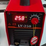 Aparat de sudura, invertor Edon LV-250 Amperi. - Invertor sudura