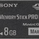 Card Memory Stick Pro Duo - Card memorie pro duo -memory stick produo-8gb- pentru psp- camere foto -video