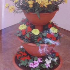 Ghiveci - Suport flori fantana arteziana mare