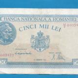 5000 lei 1944 15 Decembrie 3