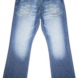 Blugi barbati, Lungi, Prespalat, Bootcut, Normal - (BATAL) Blugi COOLOVER - (MARIME: 38) - Talie = 104 CM, Lungime = 115 CM