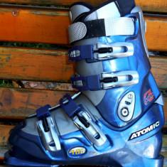 Clapari schiuri skiuri ATOMIC BETAFLEX cam 40 25, 5 cm - 306 mm transport inclus