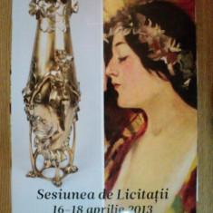 Carte Istoria artei - ARTMARK, SESIUNEA DE LICITATII 16 - 18 APRILIE 2013