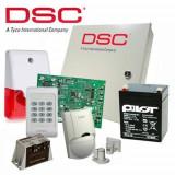 Sisteme de alarma - Sistem de alarma antiefractie imobil / HutSystem