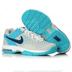 Adidasi barbati Nike, Piele naturala - Noi! Adidasi tenis NIKE Air Cage Advantage, barbati mar 45