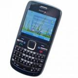 Vand Nokia C300 - Telefon mobil Nokia C3, Negru, Neblocat