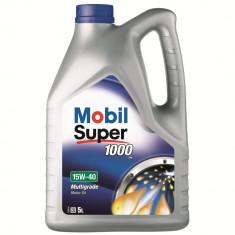 Ulei Mobil Super 1000 X1 15W40 5L - Ulei motor Mobil 1