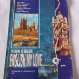 PATHWAY TO ENGLISH, ENGLISH MY LOVE, STUDENTS BOOK 9 THE GRADE, L1