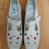 Pantofi dama, Piele naturala - Pantofi din piele marimea 38, sunt noi, cu eticheta!