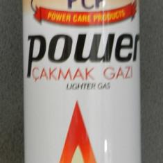 Spray cu gaz rezerva pentru brichete letcon cu gaz 250ml | 4 adaptoare pentru incarcat | butelie 250 ml | NOU - Bricheta Cu Gaz