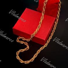 Lant inox Placat cu aur - Lantisor placate cu aur