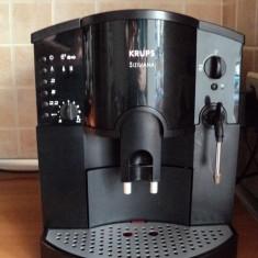 Espressor automat - MASINA AUTOMATA CAFEA / AUTOMAT CAFEA / EXPRESOR CAFEA KRUPS SIZILIANA !