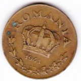 2) MIhai I. 1 LEU 1941 - Moneda Romania