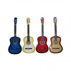 Chitara clasica din lemn pentru adulti