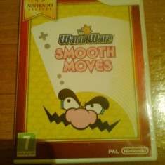 JOC WII WARIO WARE SMOTH MOVES NINTENDO SELECTS ORIGINAL PAL / STOC REAL in Bucuresti / by DARK WADDER - Jocuri WII Ubisoft, Actiune, 12+, Single player