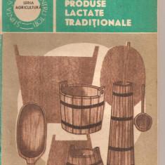 (C5708) PRODUSE LACTATE TRADITIONALE DE GEORGE CHINTESCU, EDITURA CERES, 1988 - Carte Retete traditionale romanesti