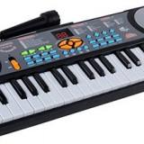 Instrumente muzicale copii - Orga muzicala pentru copii / Orga electronica cu microfon