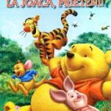 Carte educativa - Winnie ursuletul.La joaca cu prietenii