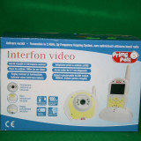 Interfon video Primii Pasi (cod 8250)