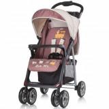 Carucior Baby Max Nicole 2 in 1 Brown - Carucior copii 2 in 1 Chipolino