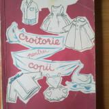 Carte design vestimentar - E0 Croitorie pentru copii - M. Andrusca-Avramescu, N. Stanescu-Tautu