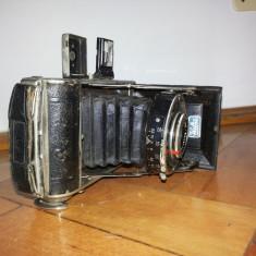 Aparat de Colectie - Aparat foto vechi cu burduf