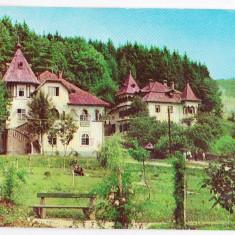 Carte postala circulata 1965 RPR Vile in Sangeorz Bai Bistrita Nasaud - Carte Postala Transilvania dupa 1918