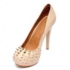 Pantofi dama - Pantofi Blanco nude cu tinte / marimea 36