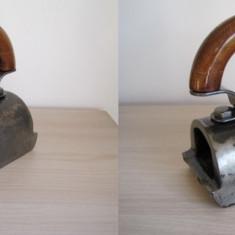 Fier de calcat vechi - Piesa de colectie ! - Metal/Fonta