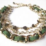 Bratara Fashion - Bratara verde a sperantei N009