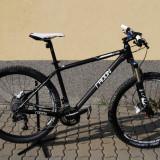 "Mountain Bike, 18 inch, 28 inch, Numar viteze: 30, Aluminiu, Negru mat - Vand Bicicleta RADON ZR Race 650B 7.0 2014, Cadru 18"""