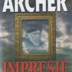 Jeffrey Archer - Impresie falsa - Roman