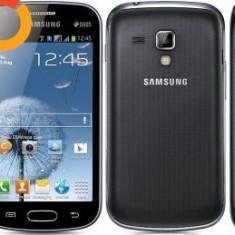 SAMSUNG GALAXY TREND LITE - Telefon mobil Samsung Galaxy Trend Lite, Negru, Orange