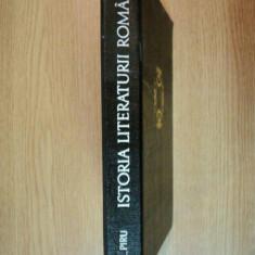 ISTORIA LITERATURII ROMANE, VOL II EPOCA PREMODERNA de AL. PIRU, 1970 - Studiu literar