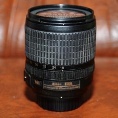 Vand sau schimb Obiectiv Nikon dx 18-105 vr - Obiectiv DSLR