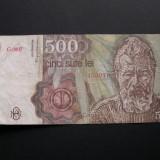 500 lei 1991 aprilie G0002