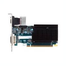 Placa video PC SapphireI-EXPRESS Ati Radeon Hd 5450 GPU 1 Gb DDR3 Pci express PCI-E Saphire 1*DVI hdmi 1* VGA 1* HDMI
