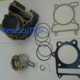 Kit Cilindru / Set motor + Piston + Segmenti ATV / Moto Scuter Italjet Jupiter 250cc