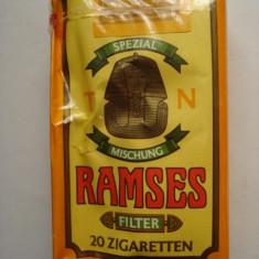 Pachet cu tigari RAMSES